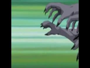 Gargouilles sur héroïnes - dur fuck-fest dans donjon